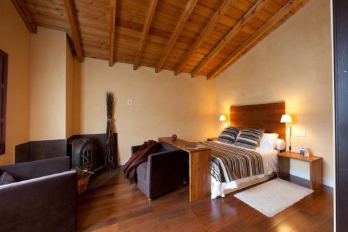 Comfort Doppelzimmer Casa Rural Etxegorri 7