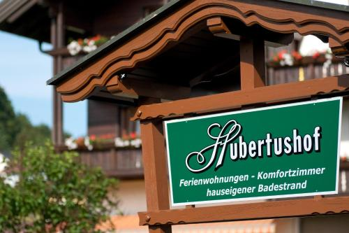 Hubertushof (Bed & Breakfast)