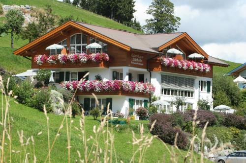 Gästehaus Büchele - Apartment mit Terrasse