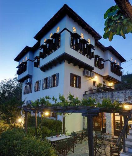 Hotel Stoikos - Vizitsa Greece