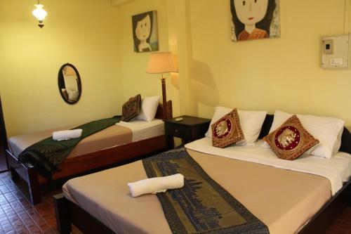 Отель Villa Luang Sokxay 2 звезды Лаос
