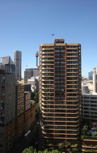 The York Apartment Hotel
