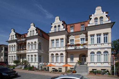 Hotel Villa Auguste Viktoria impression