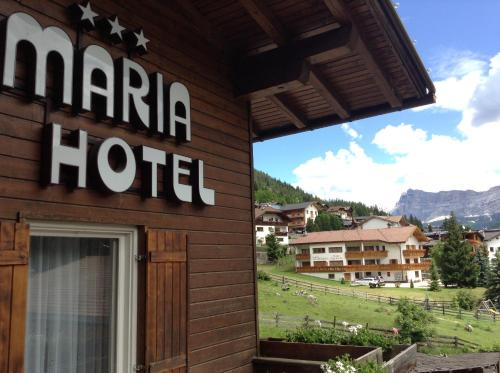 Hotel Maria front view