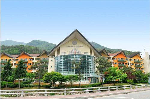 Hanwha Resort Sanjeong Lake Annecy
