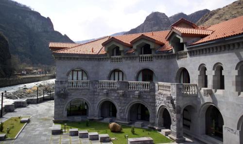Отель Tufenkian Avan Dzoraget