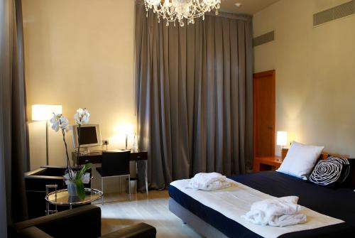 Suite Junior Hotel Sant Roc 5