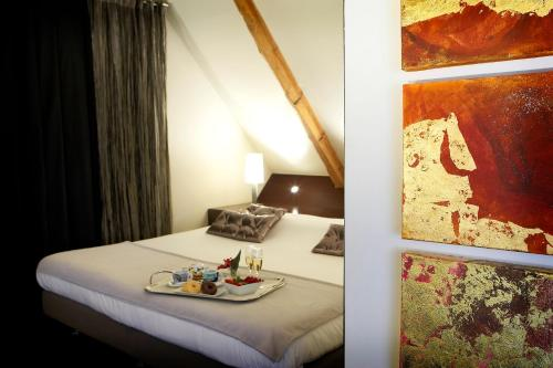 Superior Double Room Hotel Sant Roc 1
