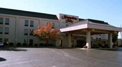 Photo of Hampton Inn Edmond Hotel Bed and Breakfast Accommodation in Edmond Oklahoma