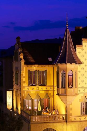 Hotel Sant Roc front view