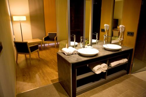 Suite mit Whirlpool (Suite with Spa Bath)