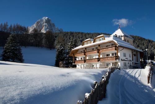 Отель Residence La Selva 4 звезды Италия