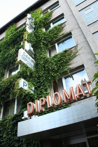 Hotel Diplomat impression