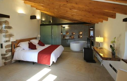 Junior Suite Hotel Can Cuch 9