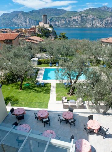 Hotel Augusta Malcesine Italy