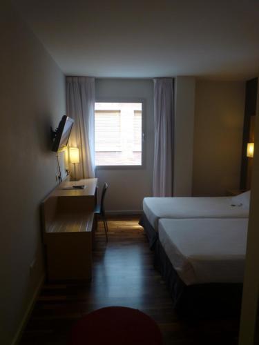 Habitación Doble - 2 camas Marqués de Vallejo 7