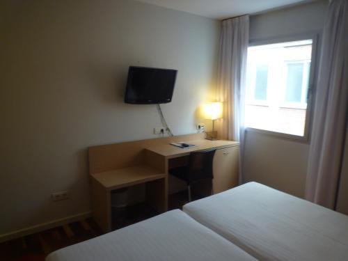 Habitación Doble - 2 camas Marqués de Vallejo 10