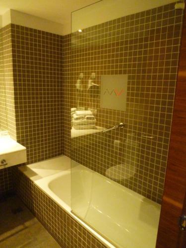 Habitación Doble - 2 camas Marqués de Vallejo 13