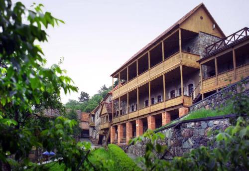 Отель Туфенкян