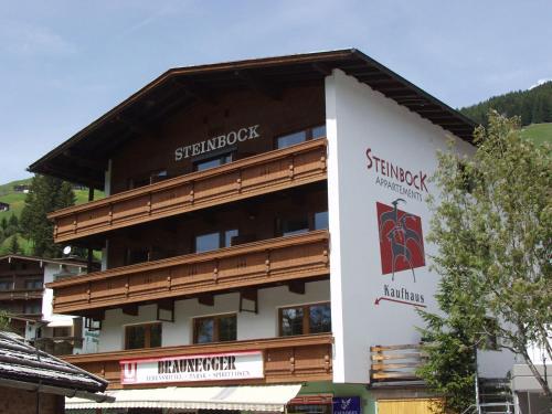 Отель Appartements Steinbock 0 звёзд Австрия