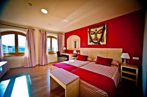 Special Offer - Twin Room Hotel Condes de Castilla 3
