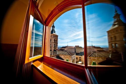 Junior Suite Hotel Condes de Castilla 1