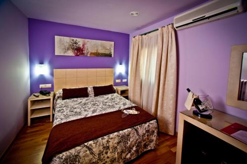 Single Room Hotel Condes de Castilla 1