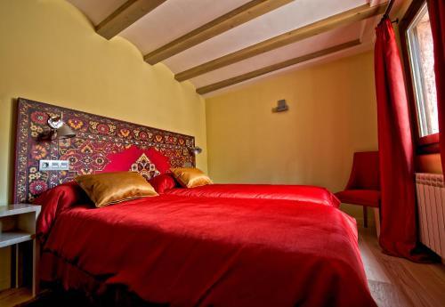 Doppel- oder Zweibettzimmer Hotel Albanuracín 7