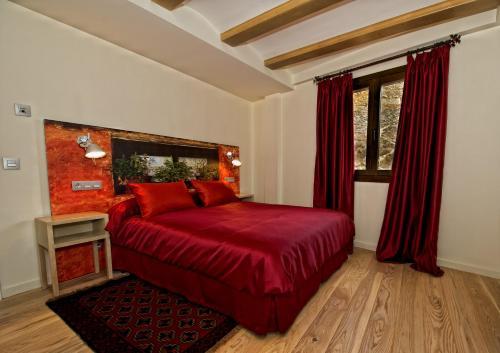 Doppel- oder Zweibettzimmer Hotel Albanuracín 9