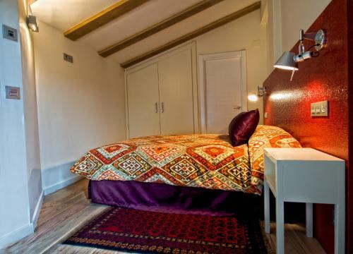 Doppel- oder Zweibettzimmer Hotel Albanuracín 2