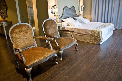 Special Gold Double Room Villa Nazules Hípica Spa 1