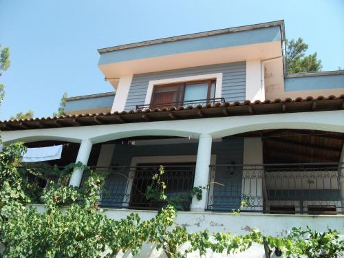 Mavi villa