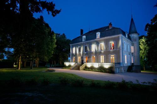 Relais Du Silence Château De La Frédière