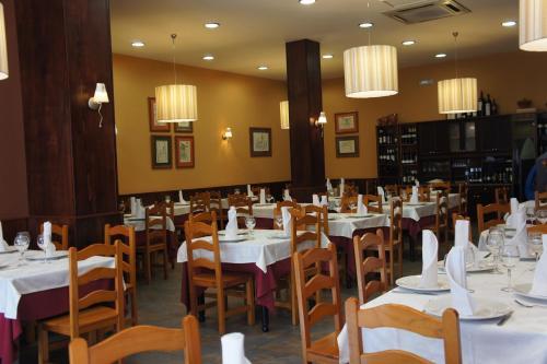 Hostal Restaurante Alarico