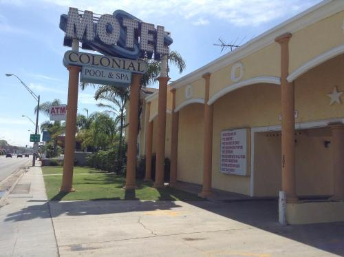 Colonial Pool & Spa Motel, Long Beach - Promo Code Details