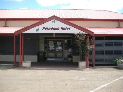 Parndana Hotel Cabins