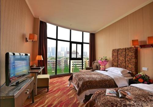 توين إكزكيوتف (Executive Twin Room)