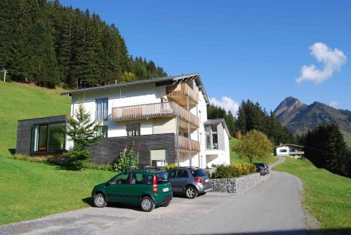 Ferienwohnungen Abel - Apartment mit 1 Schlafzimmer und Balkon