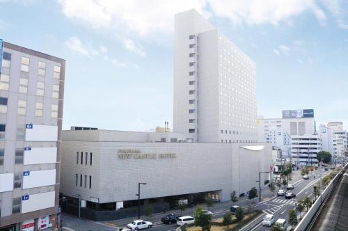 Отель Fukuyama New Castle Hotel 4 звезды Япония