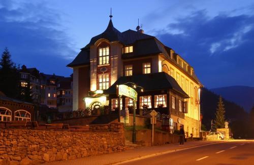 Отель Hotel Hořec 4 звезды Чешская Республика