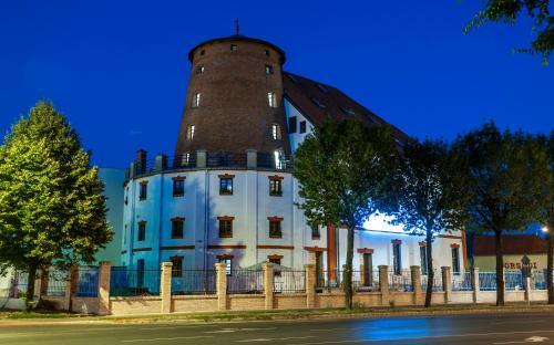Отель Malom Hotel 4 звезды Венгрия