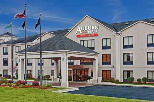 Auburn Place Hotel & Suites Paducah KY, 42001