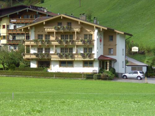 Landhaus Tirol - Apartment mit 2 Schlafzimmern mit Balkon