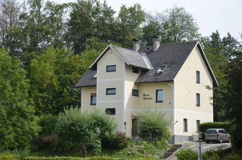 Haus Melanie - Apartment mit 1 Schlafzimmer und Balkon - Dachgeschoss