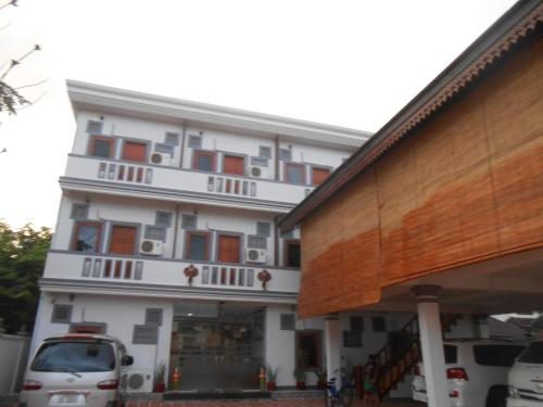 S.S.V. Ketthala Hotel front view