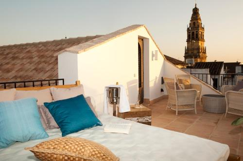 Deluxe Double Room with Terrace Balcón de Córdoba 2
