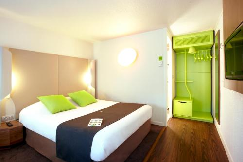 Отель Campanile Grenoble Nord - Saint-Egrève 3 звезды Франция