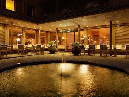 Hotel Post Und Susanne Kaufmann Spa
