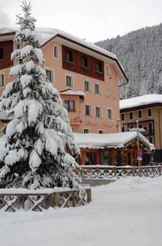 Отель Park Hotel 2 звезды Италия