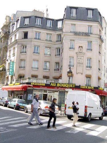 Ibis paris ornano montmartre nord 18 me paris 18 - Parking porte de clignancourt paris 18 ...